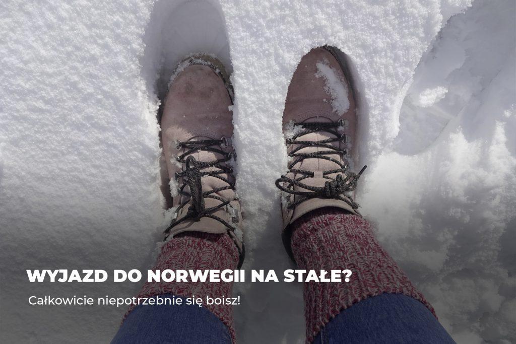 wyjazd do Norwegii