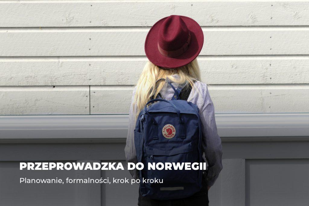 przeprowadzka do Norwegii