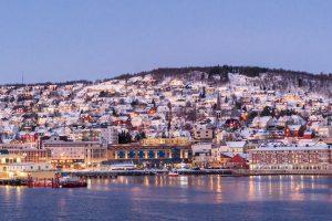 Jeden dzień nocy polarnej w Tromsø – mieszanka zachwytu i depresji