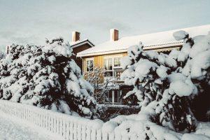 Get Koselig – świąteczna Norwegia zimą w zmarzniętym obiektywie