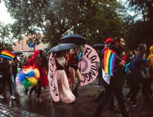 Parada równości w Trondheim 2019 oraz krótka historia o tym, jak można żyć i dać żyć innym